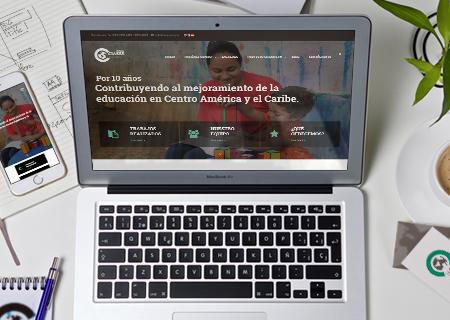 CIASES refrescamiento de marca y sitio web