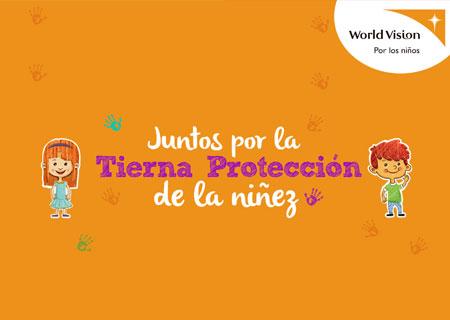 Jonada Tierna Protección - World Vision